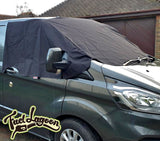 Ford Transit Custom Screen Wrap - Plain