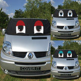 Trafic, Primastar, Vivaro Screen Wrap - Standard Eyes