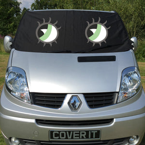 Trafic, Primastar, Vivaro Van Screen Wrap - Betty Eyes