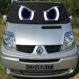 Trafic, Primastar, Vivaro Screen Wrap - Rocky Eyes