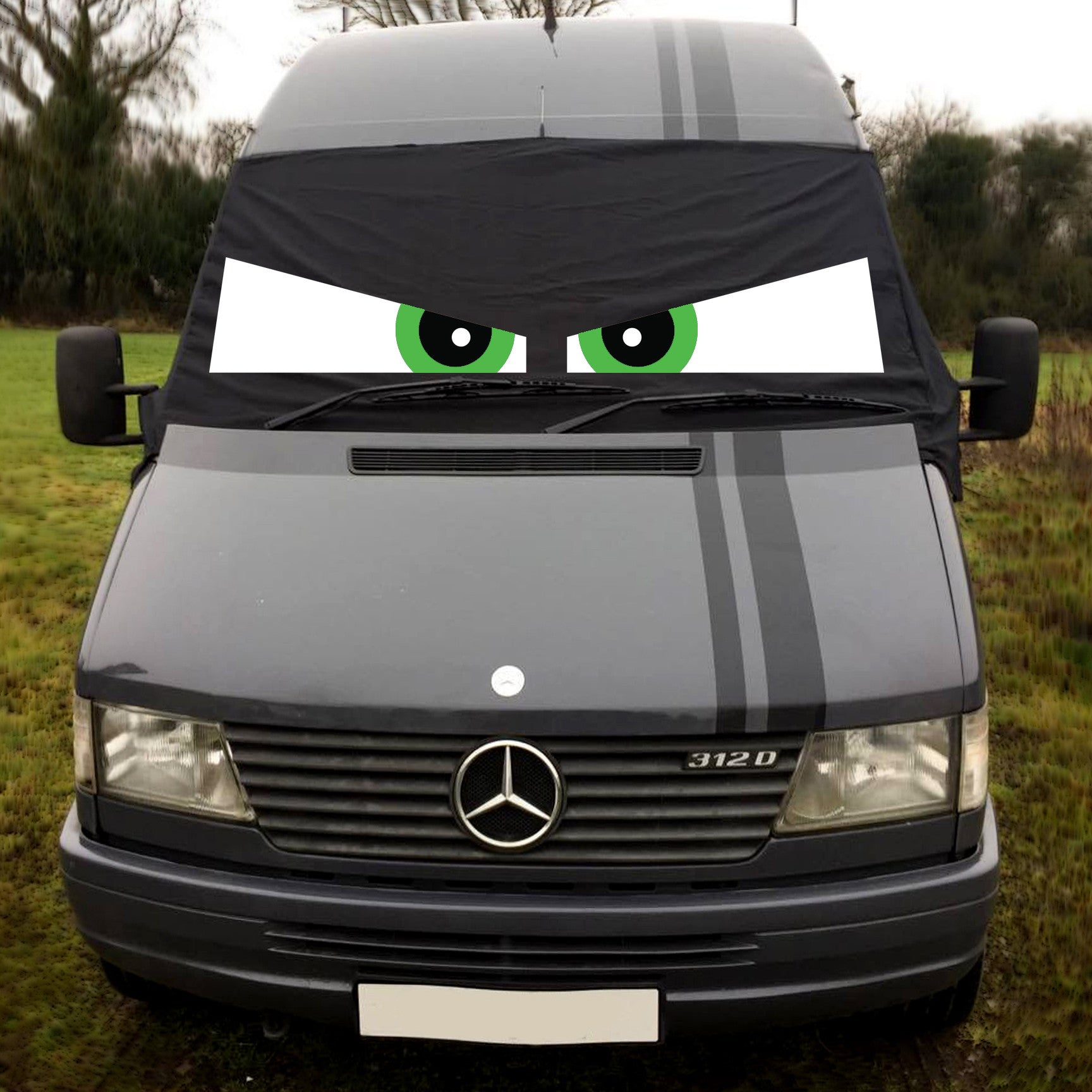 VW LT Screen Cover Eyes - Arthur