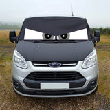 Ford Transit Custom Screen Wrap - Arthur Eyes