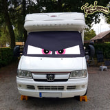 Ducato, Boxer, Relay Motorhome Screen Wrap 1993 - 2006 - Arthur Eyes