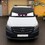 Mercedes Vito 447 Screen Cover Eyes - Arthur