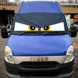 Iveco Screen Cover - Arthur Eyes