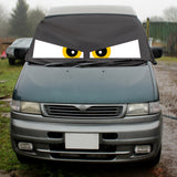 Mazda Bongo Screen Wrap - Arthur Eyes