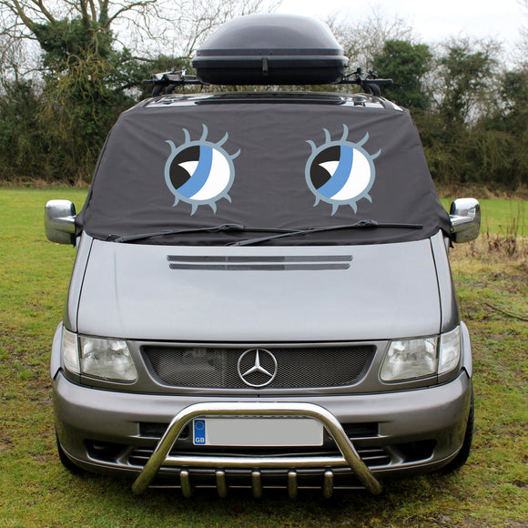 Mercedes Vito W638 Screen Cover Eyes - Betty