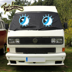 T25 Screen Wrap  - Betty Eyes