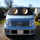 Nissan Elgrand E51 Screen Cover Eyes - Betty