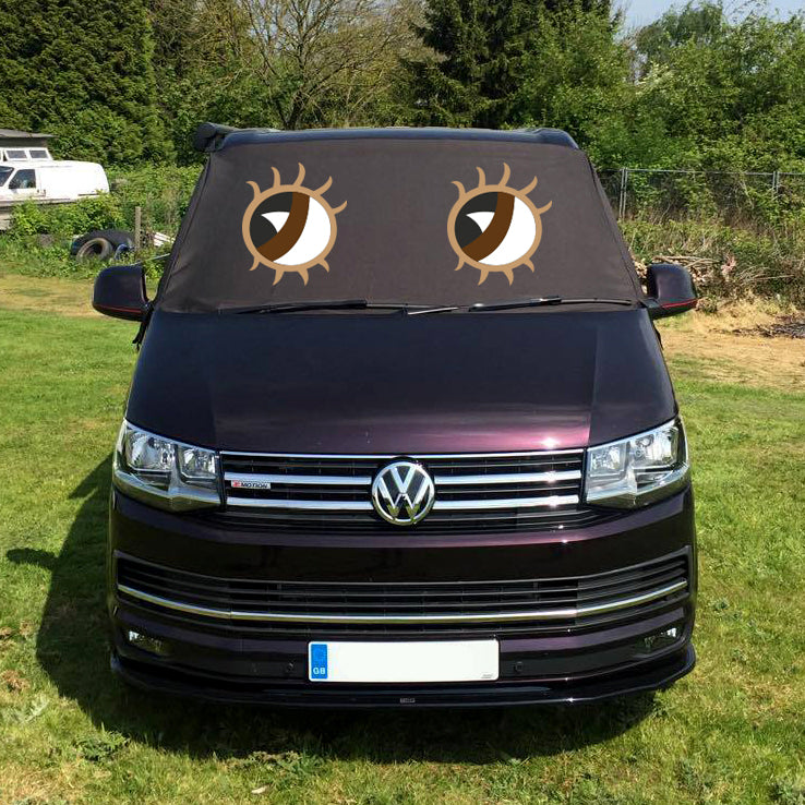 T6 Deluxe Screen Wrap Eyes - Betty