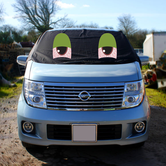 Nissan Elgrand E51 Screen Cover Eyes - Blaze