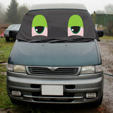 Mazda Bongo Screen Wrap - Blaze Eyes
