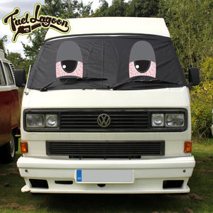 T25 Screen Wrap - Blaze Eyes