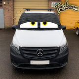 Mercedes Vito 447 Screen Cover Eyes - Danny