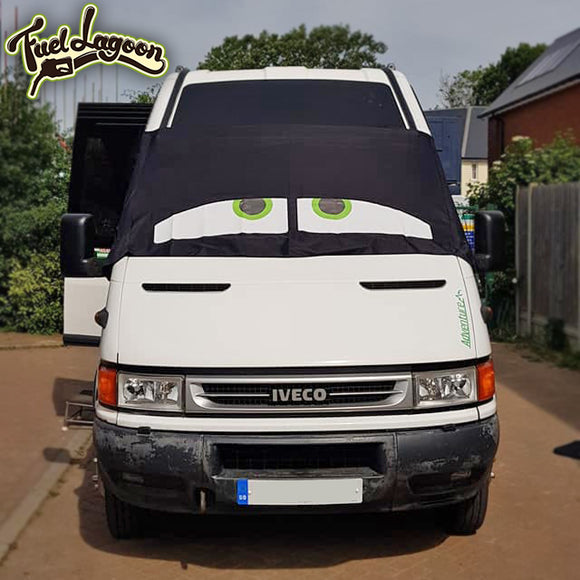 Iveco Screen Cover - Danny Eyes