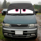 Mazda Bongo Screen Wrap - Danny Eyes