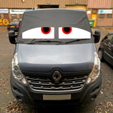 Renault Master Screen Wrap Eyes - Danny