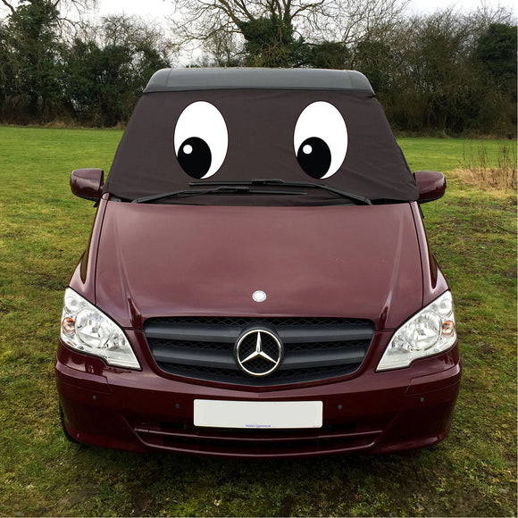 Mercedes Vito W639 Screen Cover Eyes - Felix