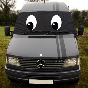 VW LT (2nd gen) Screen Cover Eyes - Felix