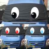 MK7 Transit Screen Wrap - Felix Eyes