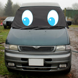 Mazda Bongo Screen Wrap - Felix Eyes