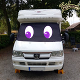 Ducato, Boxer, Relay Motorhome Screen Wrap 1993 - 2006 - Felix Eyes