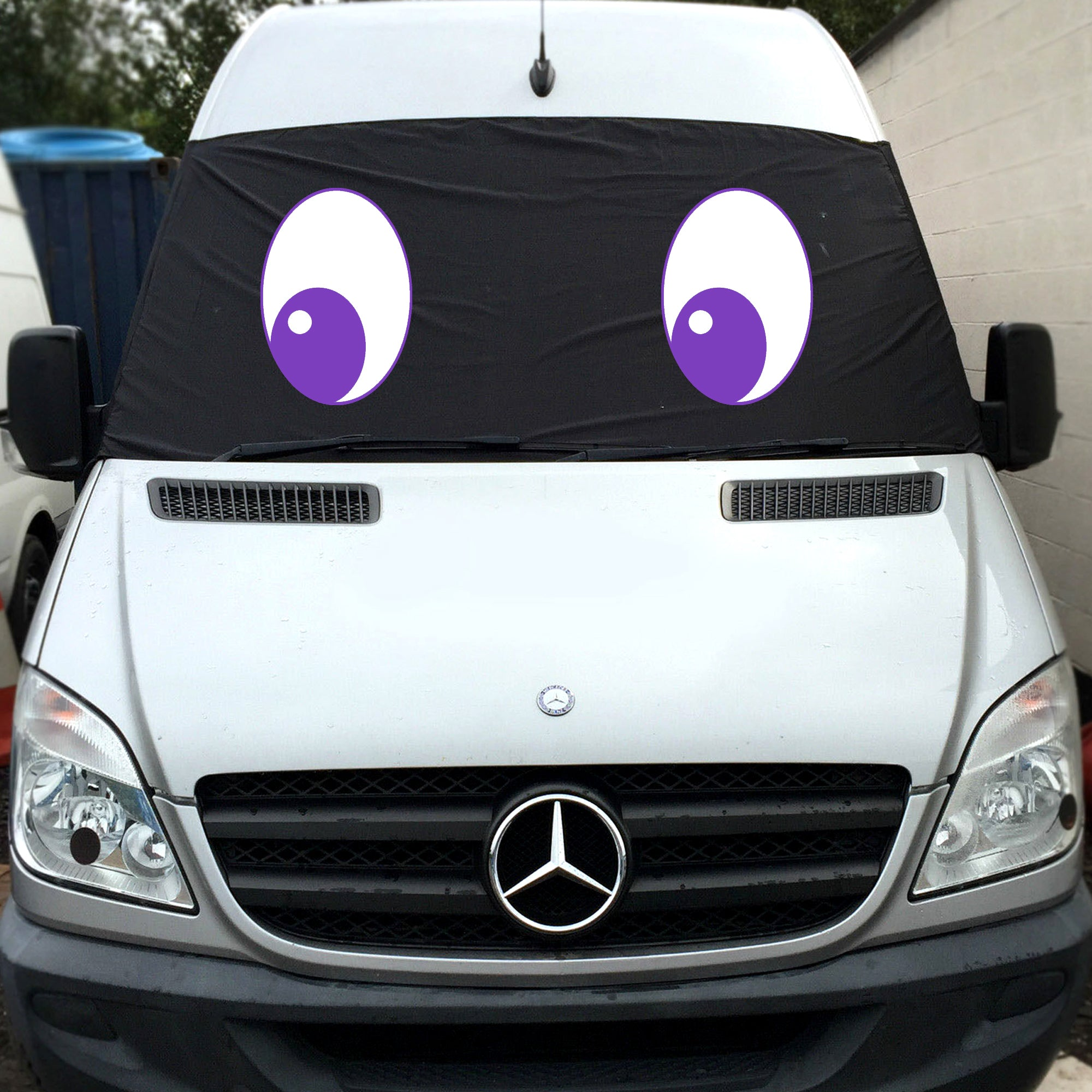 VW Crafter / Mercedes Benz Sprinter (2nd gen) Eyes - Felix