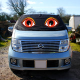 Nissan Elgrand E51 Screen Cover Eyes - Flo