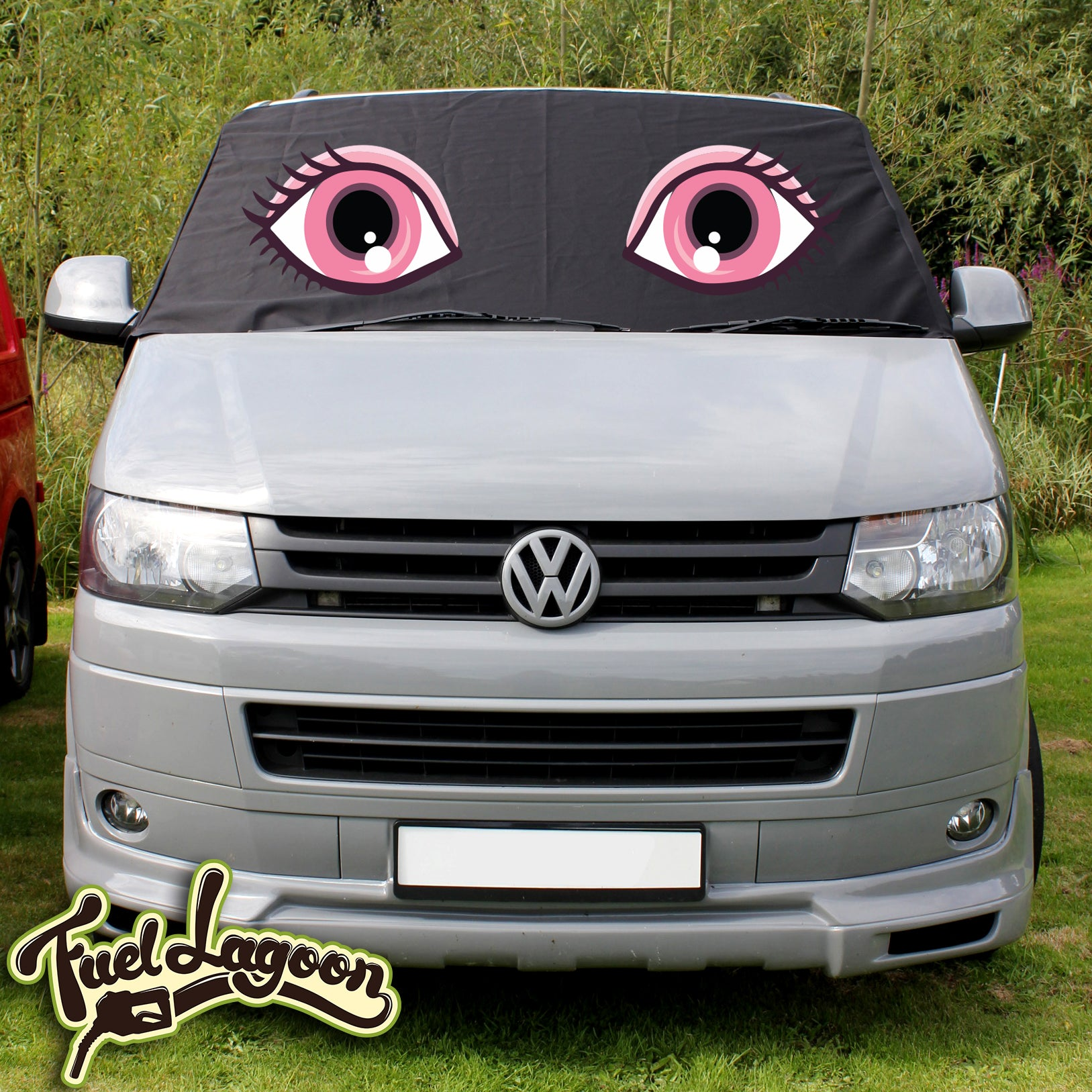 T5 Screen Wrap Eyes - Flo