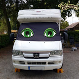 Ducato, Boxer, Relay Motorhome Screen Wrap 1993 - 2006 - Flo Eyes