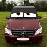Mercedes-Benz Vito W639 Screen Cover Eyes - James