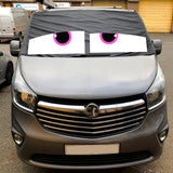 NEW Trafic, Talento, Vivaro, NV300 Screen Wrap - James Eyes