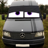 Mercedes Benz Sprinter (1st gen) Screen Cover Eyes - James