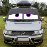 Mercedes-Benz Vito W638 Screen Cover Eyes - James