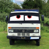 VW 1st Generation LT Screen Cover - James Eyes
