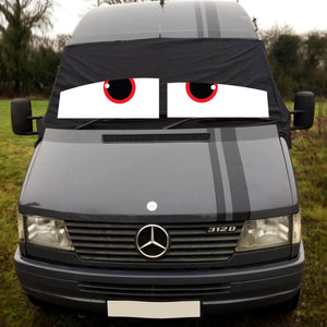 VW LT (2nd gen) Screen Cover Eyes - James