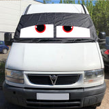 Master, Movano, Interstar 1997–2010 Screen Wrap - James Eyes