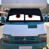 Ducato, Trafic, Talbot Express, J5 Motorhome Screen Wrap 1981-1993 - James Eyes