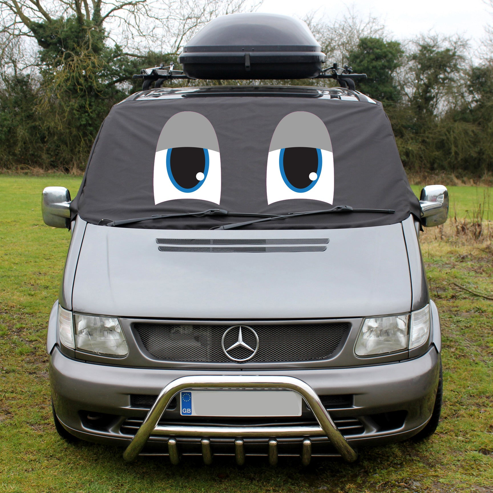 Mercedes Vito W638 Screen Cover - Standard Eyes