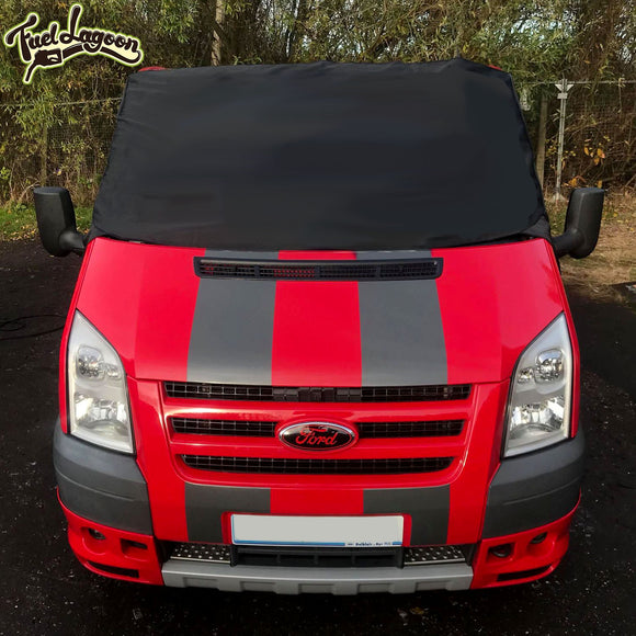 Ford Transit MK7 Wrap - Deluxe