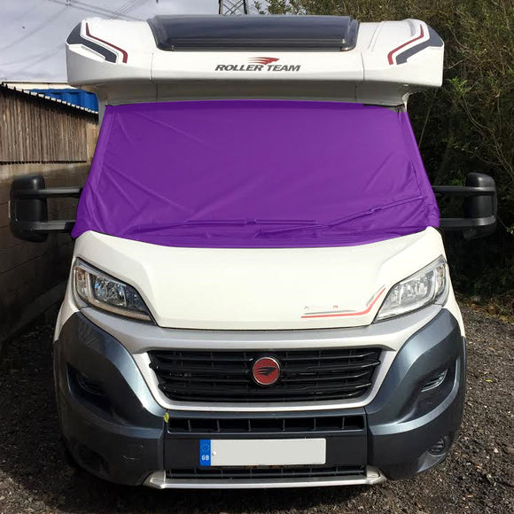 Ducato, Boxer, Relay 2006-Present  Screen Cover - Purple Deluxe