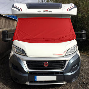 Ducato, Boxer, Relay 2006-Present  Screen Cover - Red Deluxe