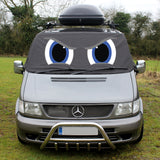 Mercedes-Benz Vito W638 Custom Screen Cover Eyes - Rocky