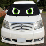 Toyota Alphard Screen Cover - Rocky Eyes