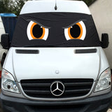 VW Crafter, Mercedes Sprinter (2nd gen) Screen Cover Eyes - Rocky
