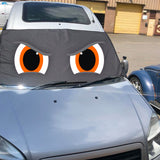 Fiat Doblo Screen Cover Eyes - Rocky