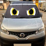 NV200 Screen Wrap - Rocky Eyes