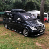 Mercedes-Benz Vito W639 Custom Screen Cover Eyes - Rocky