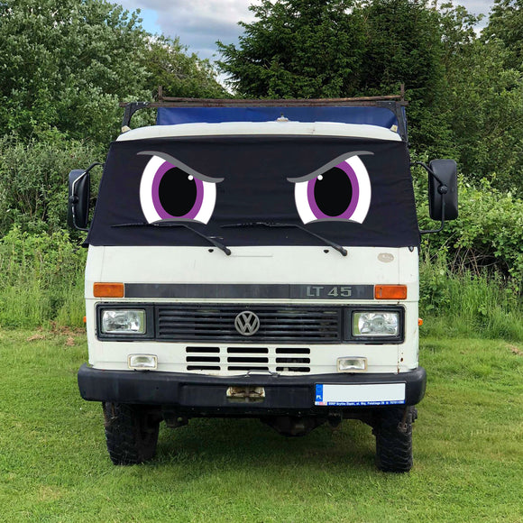 VW 1st Generation LT Screen Cover - Rocky Eyes