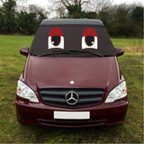 Mercedes Vito W639 Screen Cover - Standard Eyes